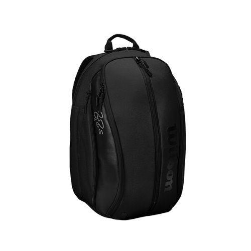 NEW FEDERER DNA BACKPACK BLACK 윌슨가방