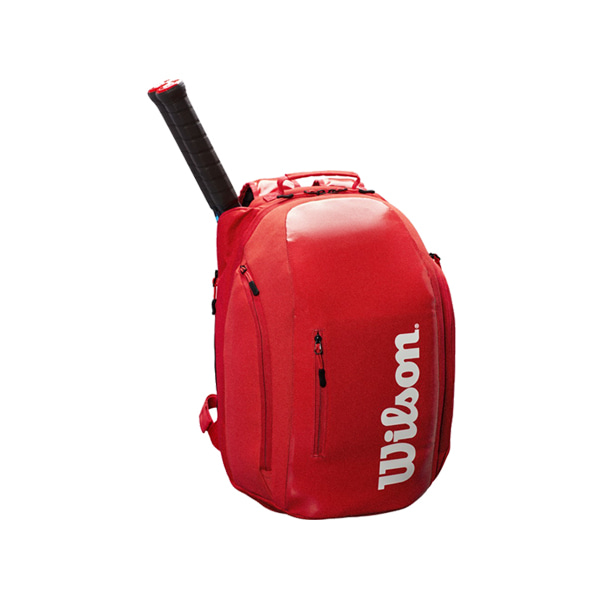 SUPER TOUR BACKPACK RED 윌슨가방